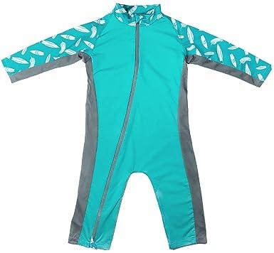 3805d00cf91 Stonz Premium Rash Guard Rashguard Sun Suit for Active Baby Boy Girl Long  Sleeve UPF 50