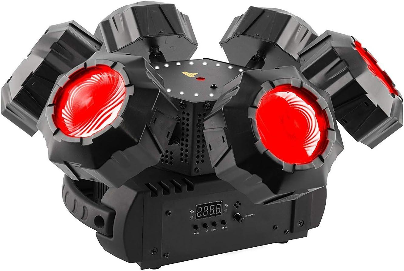 Strobe Effects Laser & Strobe Effects CHAUVET DJ Helicopter Q6 ...
