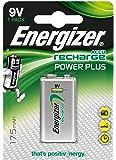 Energizer 626177 - Pilas recargables (NiMh, 9 V, 175 mAh)