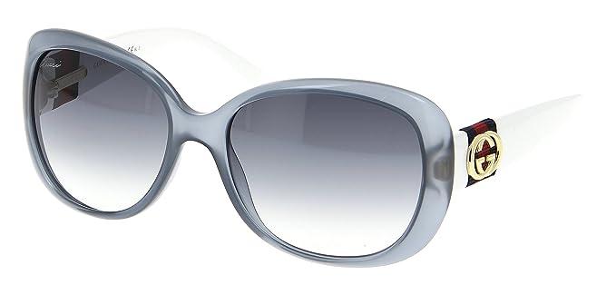 Amazon.com: Gucci GG 3644/S (0ydjj) Rounded – Gafas de sol ...