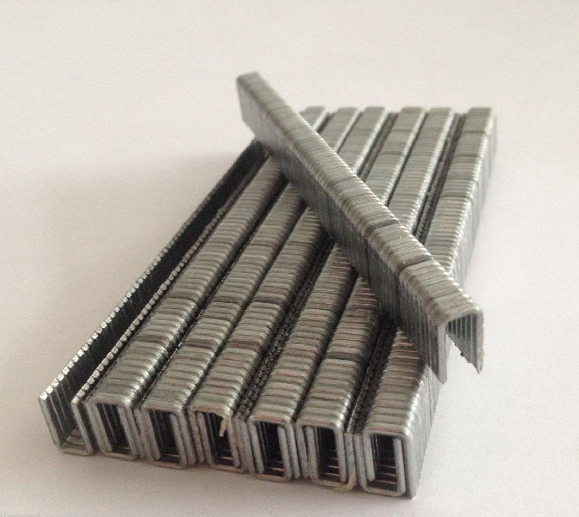 10 mm Calibre 18 grapas tipo 1000 piezas para grapadora, grapadora del compresor de aire Rockworth
