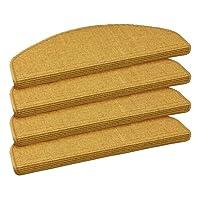 15 x Teppich Stufenmatten Treppenstufen 100% Sisal Natur
