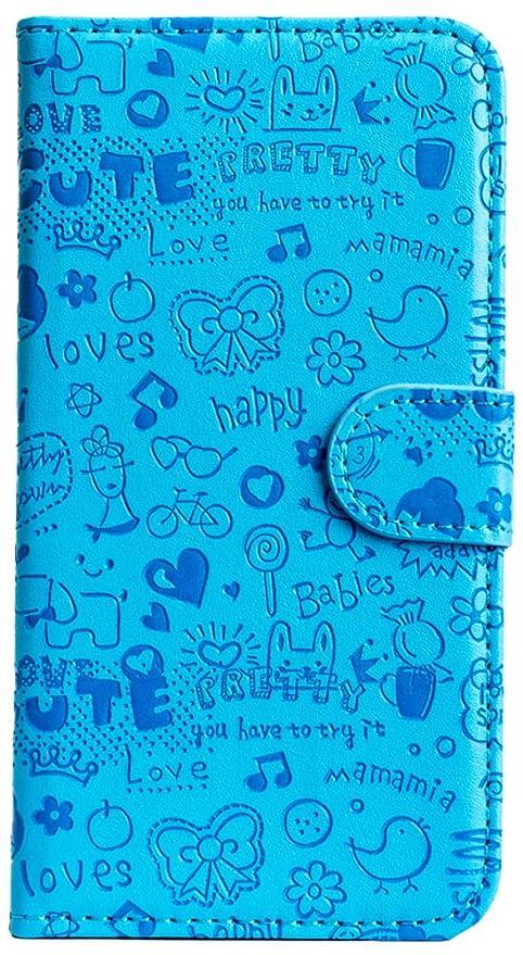 Purple Eyes ABC Artificial Leather Flip Case for Xiaomimi Mi 2  Blue  Mobile Phone Cases   Covers
