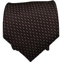 Blacksmith Red Jacquard Tie for Men - Red Formal Tie for Men