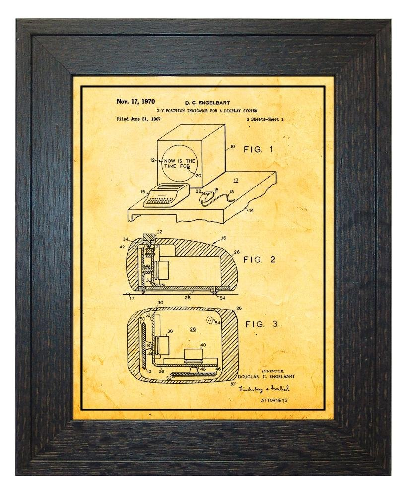 Amazon.com: X-y Position Indicator For A Display System Patent Art ...