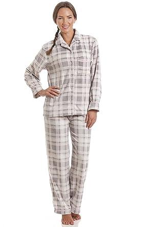e66b7599451a3 Camille Ensemble de Pyjamas Wincy à Carreaux Gris et Rose à Carreaux   Amazon.fr  Vêtements et accessoires