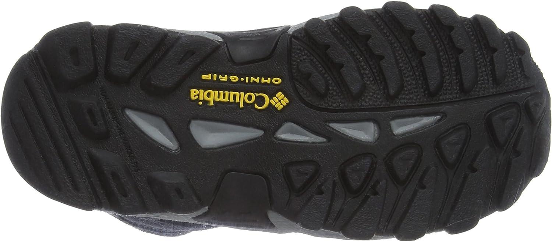 Zapatillas de Senderismo para Ni/ños Columbia Childrens North Plains Mid Waterproof