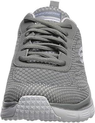 Skechers Damen Fashion Fit Bold Boundaries Sneaker, grau lzrnn