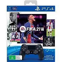 PlayStation DualShock 4 Controller - FIFA 21 Bundle