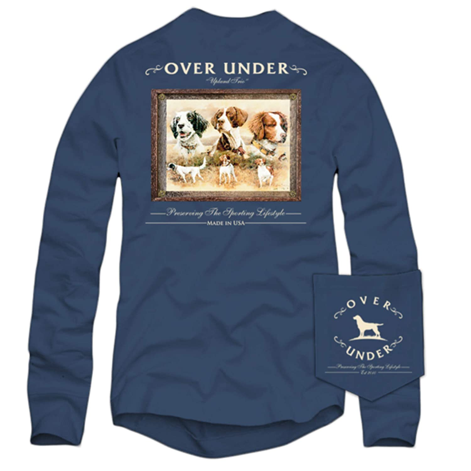 Over Under Upland Trio Long Sleeve T-Shirt