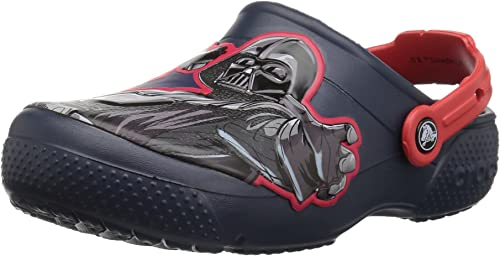 Crocs Kids/' Boys and Girls Star Wars Dark Side Clog Featuring Darth Vader /& ...