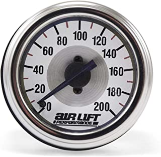 product image for AIR LIFT 26227 200-psi Single Needle Air Gauge