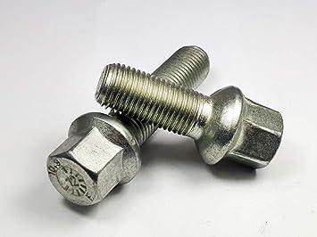 20 Radschrauben Radbolzen Kugelbund M14x1,5 45mm