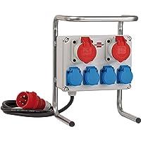 Distribuidores para cables, clavijas y adaptadores