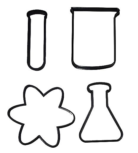Amazon.com: Juego de 4 piezas de repuesto de chimenea para ...