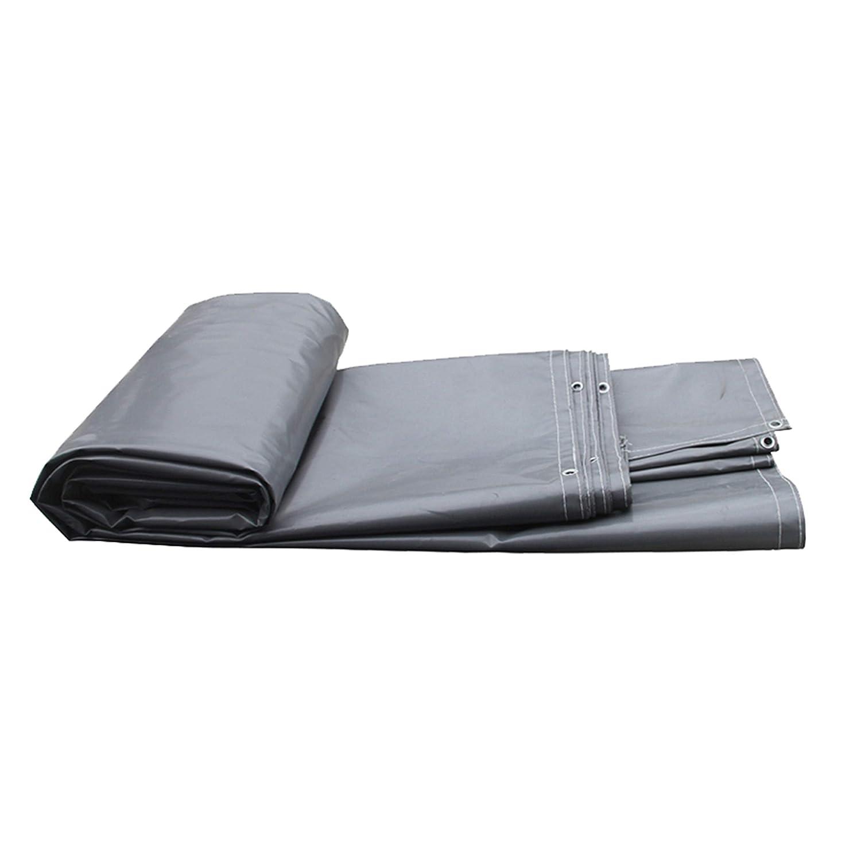 DONGYUER Verdicken Sie das Messer, das Zelt im Freien Wasserdichte Plane PVC reißfestes Oxford-Tuch LKW kratzt, das Plastikstoff wasserdichtes Gerät abschließt,4.5  8