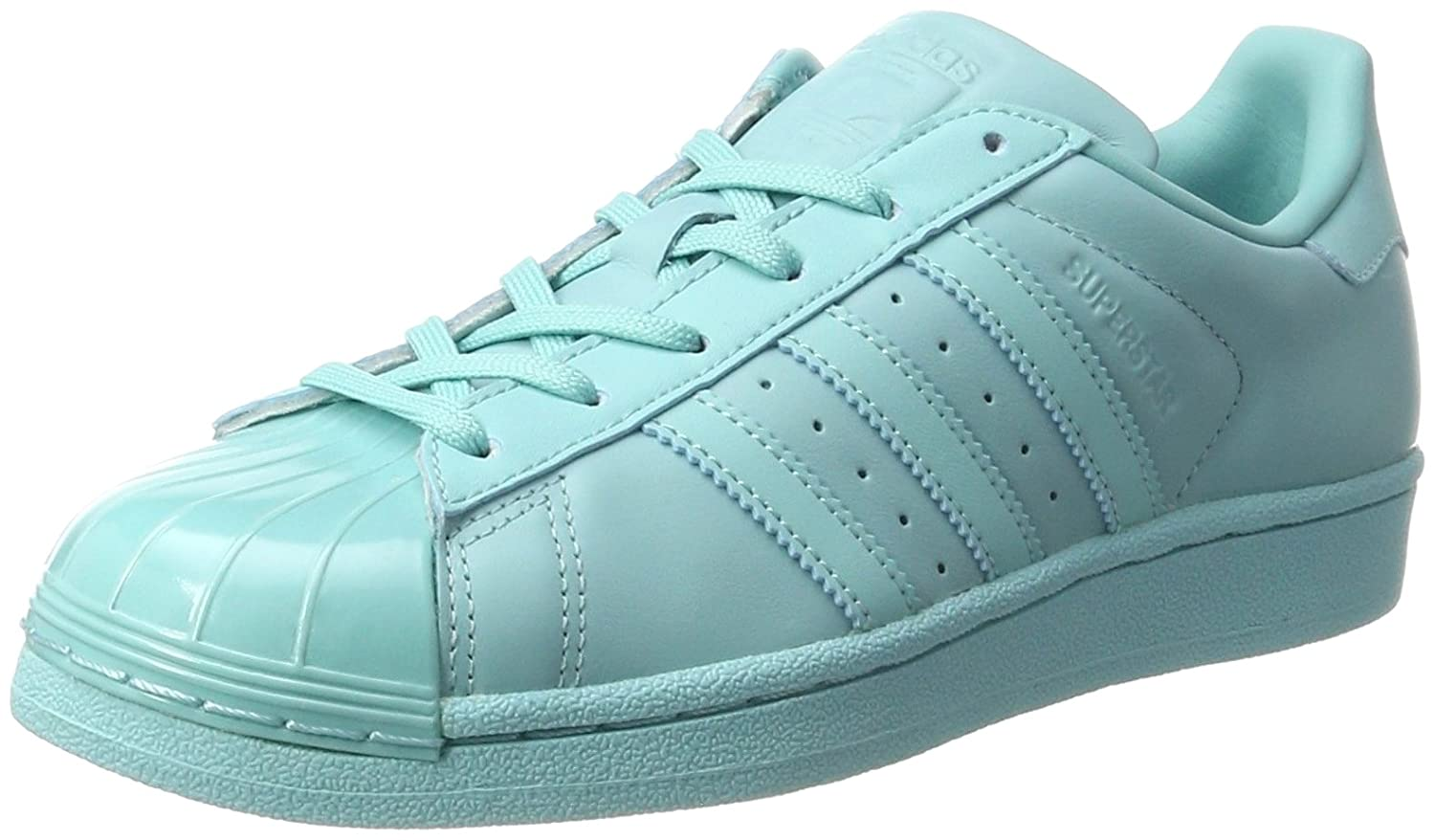 Adidas Damen Superstar Glossy to Turnschuhe