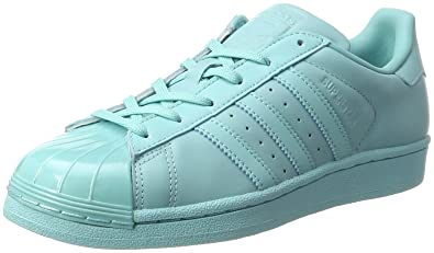 superstars adidas damen glossy