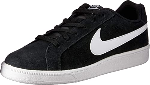 nike black suede shoes