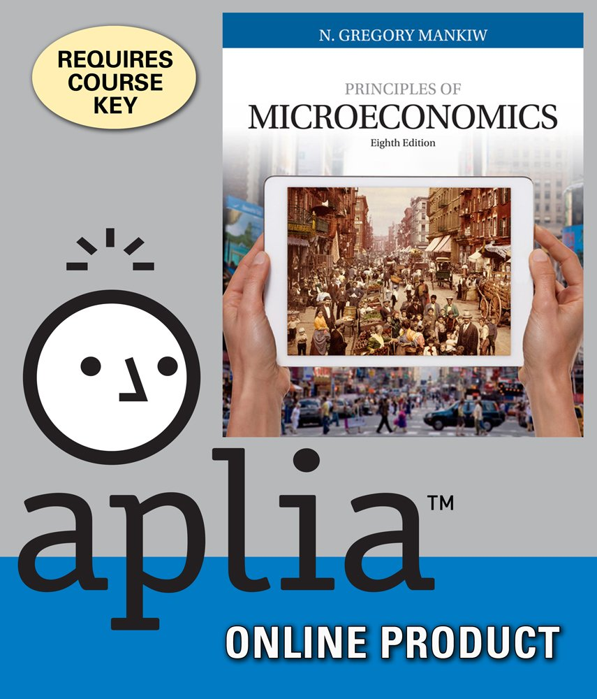 Principles Of Microeconomics 8th Edition Wiring Library Jay Turser Pickup Diagram Amazoncom Aplia For Mankiws Software