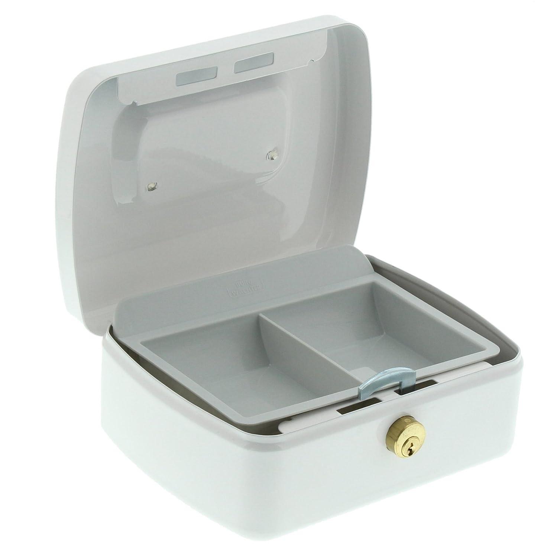Office 2167 W Burg-W/ächter Caisse /à monnaie avec compartiments pour pi/èces Cylindre /à goupille en laiton