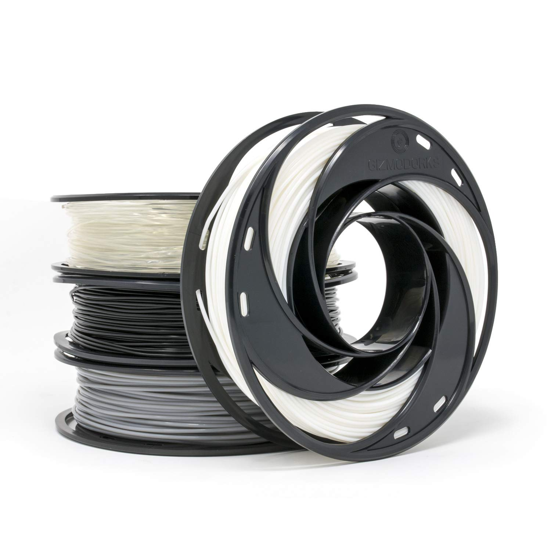 Filamento ABS 1.75mm 0.2kg COLOR FOTO-1 IMP 3D [74W2HQKD]