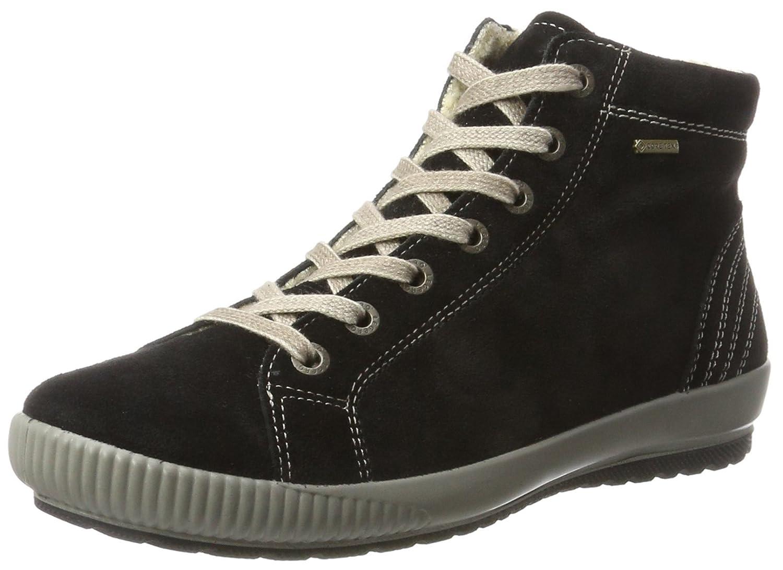 Legero Tanaro, Zapatillas Altas para Mujer 37.5 EU|Negro (Schwarz 02 02)