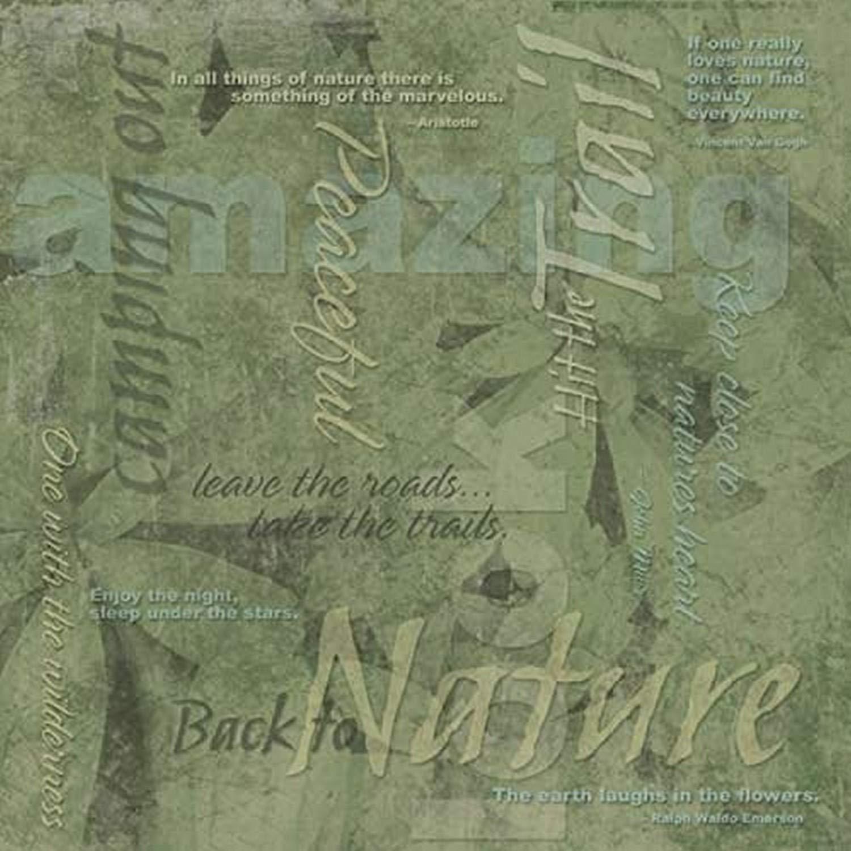 KAREN FOSTER 12 x 12-Inch Scrapbook Paper, 25