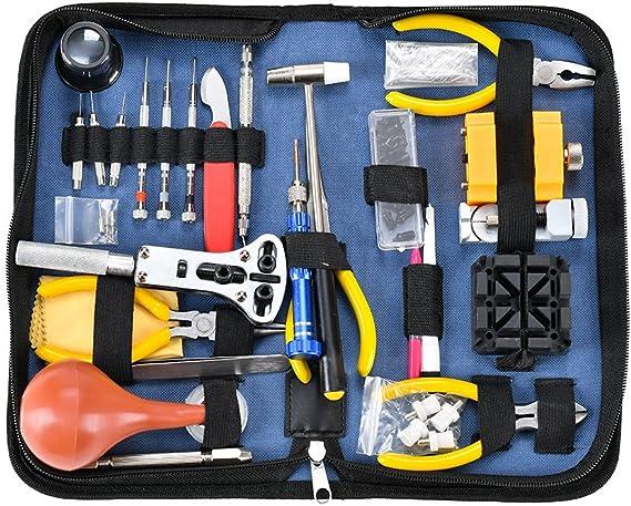 Uhrmacher Präzisions Schraubendreher Set Uhrmacherwerkzeug Reparatur Tool