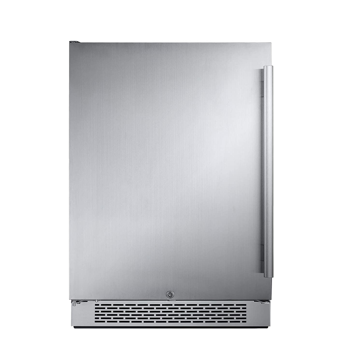 "Avallon AFR241SSLH 5.5 Cu Ft 24"" Built-in Refrigerator - Left Hinge"