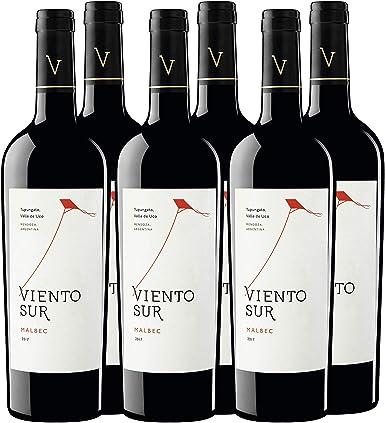 Viento Sur Malbec - Argentina, Mendoza, Valle de Uco, Tupungato ...
