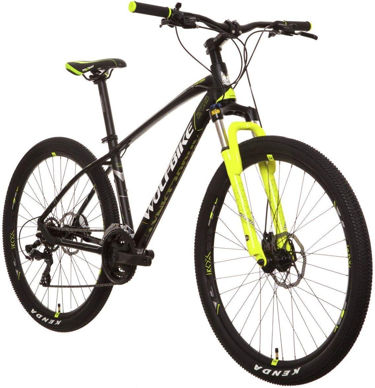 Wolfbike LINKTRO 9 Bicicleta: Amazon.es: Deportes y aire libre