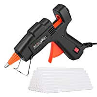 Deals on Tacklife GGO20AC Glue Gun with 30-Count EVA Glue Sticks