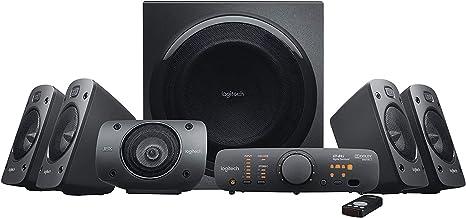 logitech speaker system z906 amazon