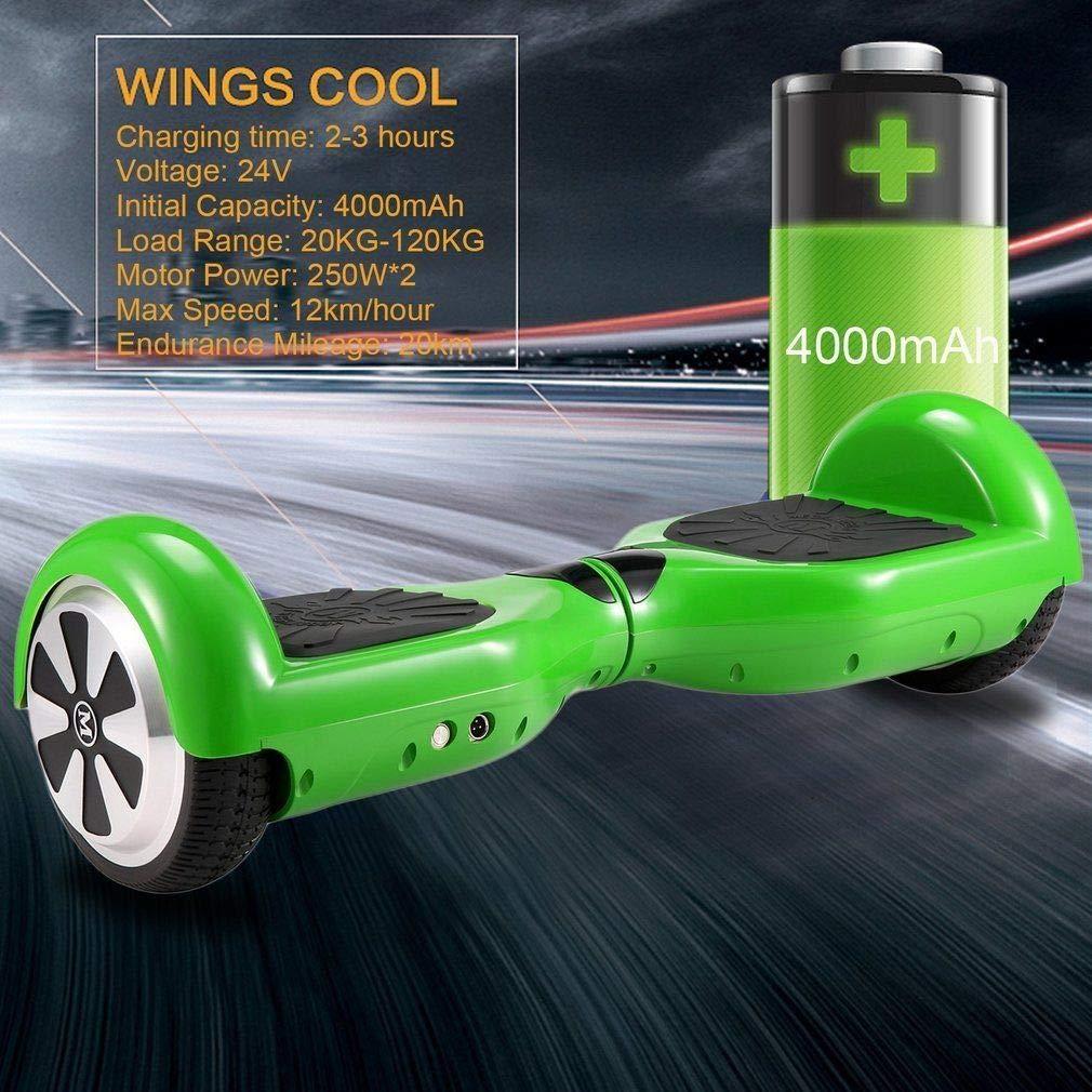 Amazon.com: Hovers UFO - Patineta eléctrica de dos ruedas ...
