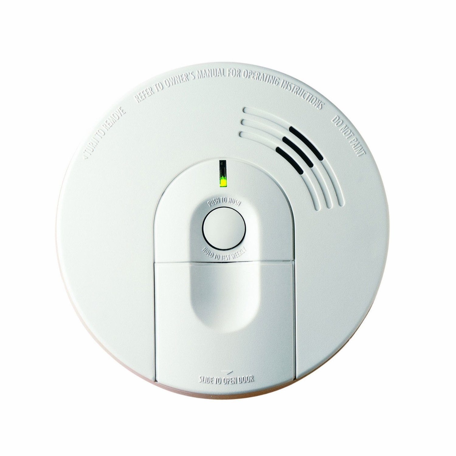 Kidde i4618 Firex Hardwire Ionization Smoke Detector with Battery Backup (4 Pack)