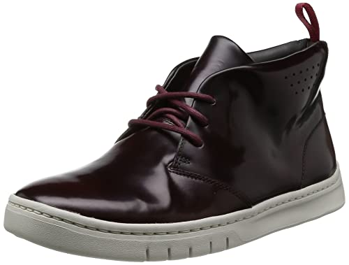 Glement Over, Derby Para Hombre, Marrón (Dark Brown Lea), 44.5 EU Clarks