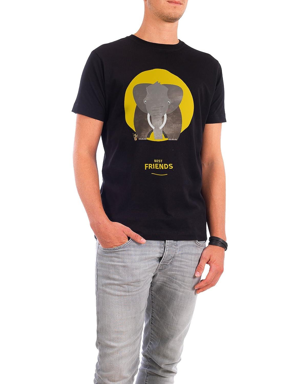 Design T-Shirt Männer Continental Cotton