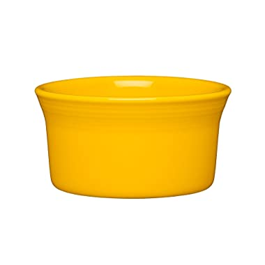 Homer Laughlin 568-342 8 oz Ramekin, Daffodil