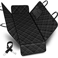 URPOWER 100% Waterproof Pet Seat Cover Car Seat Cover for Pets - Scratch Proof & Nonslip…