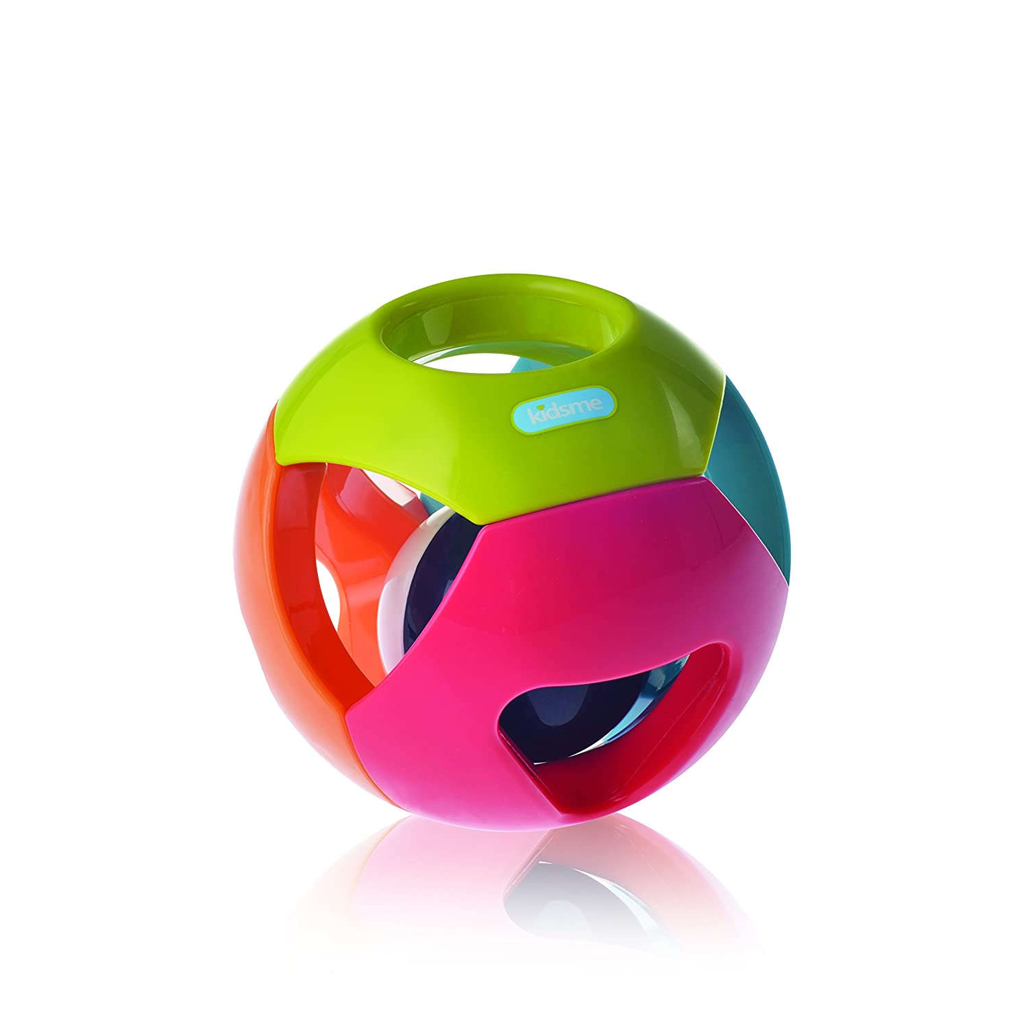 Kidsme Play and Learn Ball sensory toy for babies and toddlers Magformers 9266