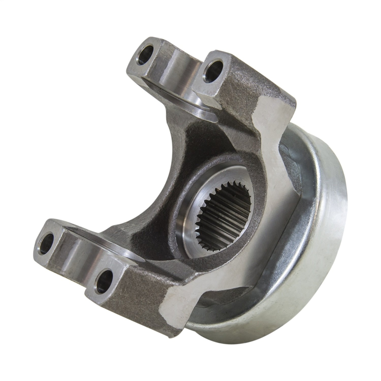 Yukon Gear & Axle (YY GM7827670) Yoke for GM 7.5 & GM 7.625 Differential (mech 3R) in a triple lip design, 27 Spline