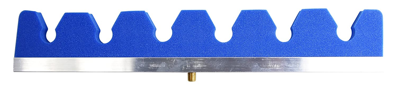 Dinsmores Rutenauflage Pole Abschnitt Grip, Blau, 40 cm