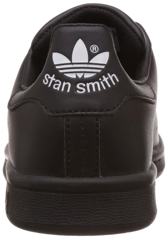hot sales 074a5 8b68f Adidas Stan Smith, Scarpe da Basket Unisex - Bambini, Nero   Blu   Bianco,  35.5  Amazon.it  Scarpe e borse