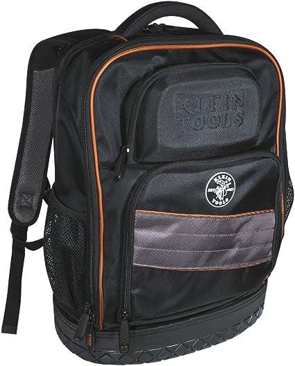 Tool Backpack, 14 in.W, 7 in.D, 18-1/4 in.H