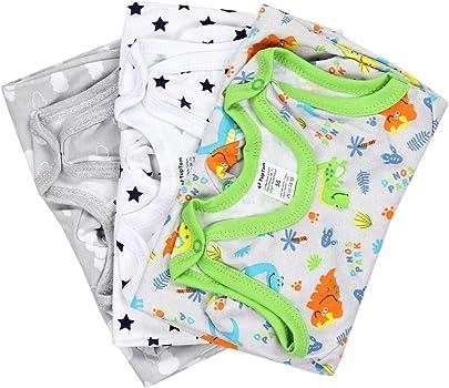 Pack de 3 TupTam Peleles para Beb/és Ni/ña con Estampados