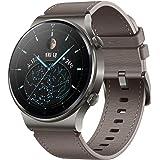 Smartwatch Huawei GT 2 Pro, com 14 dias de vida útil da bateria, monitor de frequência cardíaca à prova d'água, monitor de ox