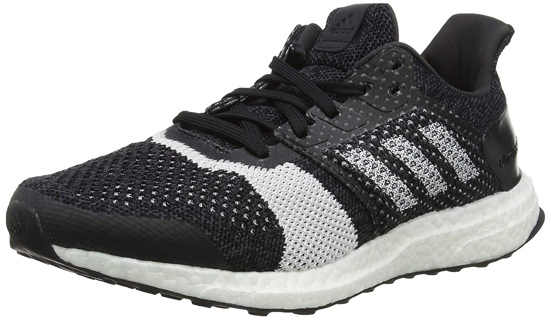 Adidas Ultraboost St M, Hausschuhe de Running para Hombre schwarz (Core schwarz Ftwr Weiß Carbon Core schwarz Ftwr Weiß Carbon)