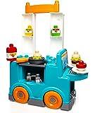 Mega Bloks First Builders Food Truck Kitchen Building Set