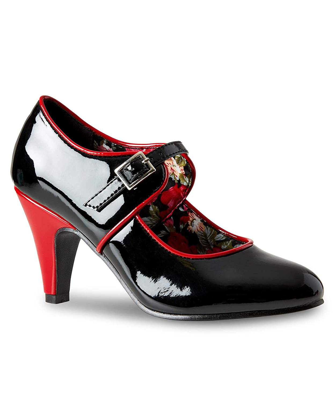 Joe Browns Bourbon St Pantent Shoes Scarpa Mary Jane Donna